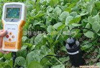 土壤水分測量儀TZS預測土壤含水率