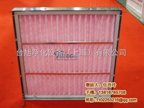 上海初效板式过滤器,苏州初效密皱式过滤网