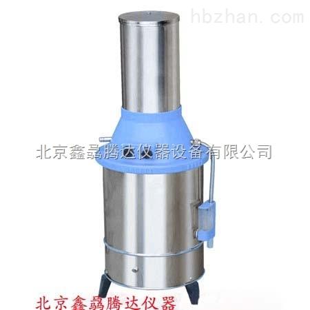 不锈钢电热蒸馏水器YAZD-20型技术服务(普通型)