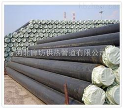 吉林九台聚氨酯保温管敷设方式