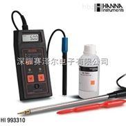 哈纳HANNA HI993310D便携式土壤专用电导率测定仪