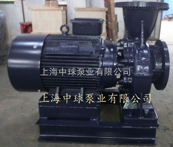 KQW80/100-3/2卧式管道离心泵