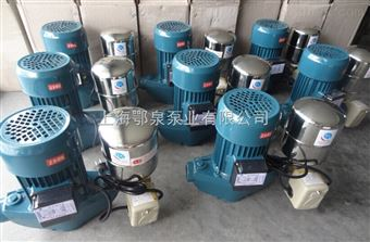 GZ型高压自吸管道泵