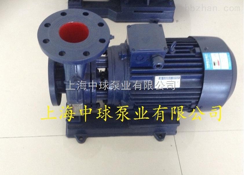 KQW100/110-7.5/2卧式单级离心泵