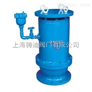 carx-复合式排气阀b型图片