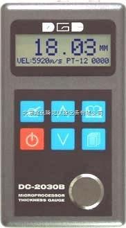 智能型超声波测厚仪DC-2030B型