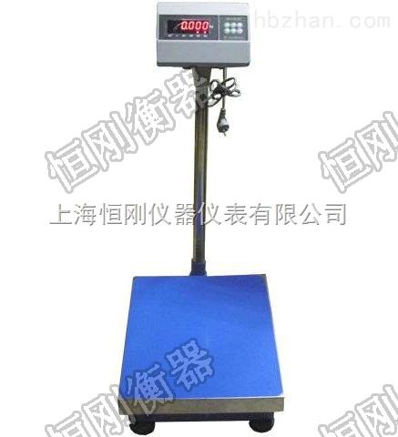 普瑞逊100公斤不锈钢电子台称