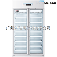 Haier/海爾 HYC-950L醫用冷藏柜8-20℃藥品陰涼箱GSP陰涼柜