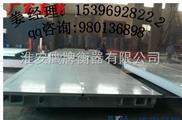连云港30吨地磅(6米地磅)&#215