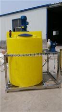 陕西汉中二氧化氯发生器加药装置