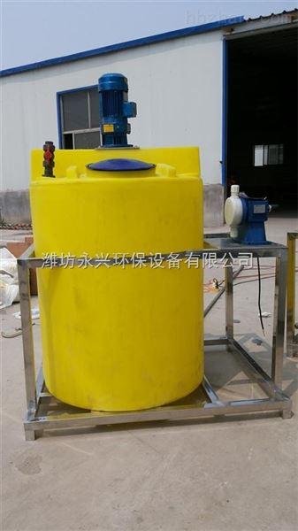 福建泉州二氧化氯发生器加药装置