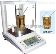 上海越平JA3003J电子比重天平\液体密度计天平