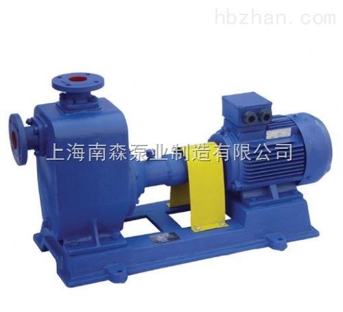 自吸排污泵