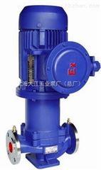 立式磁力管道离心泵CQB100-125L