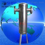旋风式不锈钢汽水分离器-304不锈钢旋风式汽水分离器