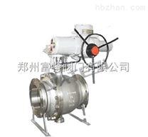 美標Q947F固定式電動球閥