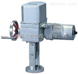 SKZ-410电子式直行程电动执行机构