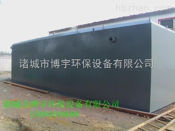 厂家直销饭店污水处理装置