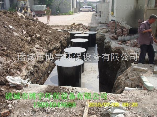 供应北京小区污水处理装置