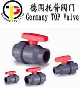進口塑料焊接球閥_德國進口球閥_德國托普