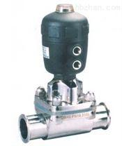 G681F衛生級氣動隔膜閥