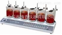 梅香優質控溫六聯磁力加熱攪拌器