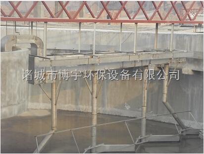 天津半桥式周边传动刮泥机制造商