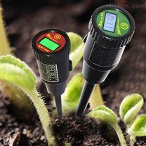 土壤PH/EC測試筆 土壤酸堿度測試儀 濕度水分檢測儀