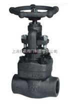 J61Y鍛鋼焊接式截止閥