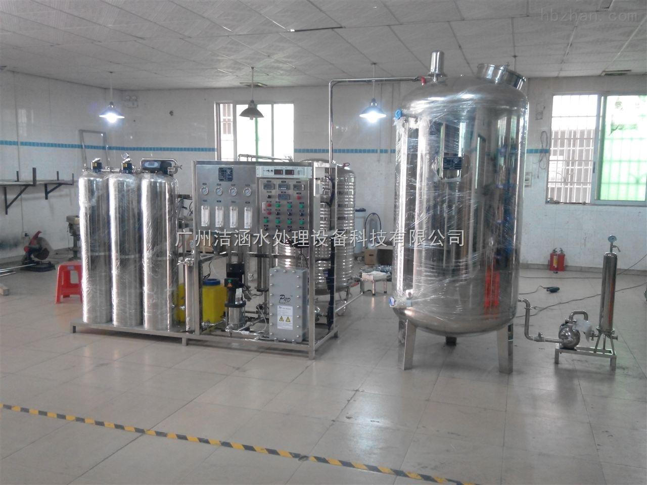 医药行业用水设备—EDI系统