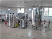 JH—0.25T/H去离子水化妆品生产用去离子水设备