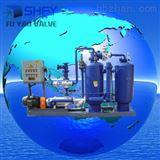 闭式蒸汽回收机—单泵双缸蒸汽凝结水回收机