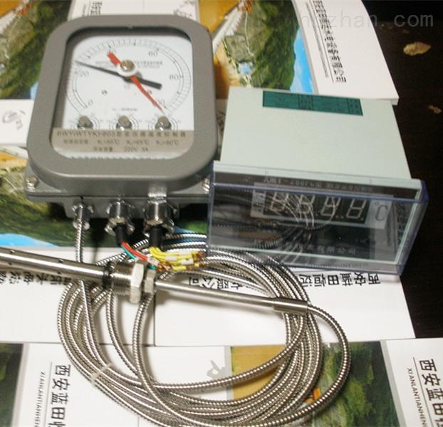 BWY-802A、803A型温度指示控制器Pt100热电阻信号输出