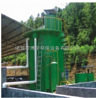 竖流式溶气气浮机 专业设计制造