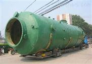 天津玻璃钢双碱法脱硫塔|砖瓦窑炉脱硫除尘塔|直销厂家