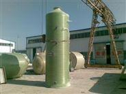 化工厂用10万风量酸雾喷淋塔吸收塔设计安装