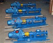 压滤机专用螺杆泵-污泥螺杆泵