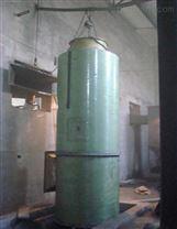 电厂烟气玻璃钢湿式脱硫塔