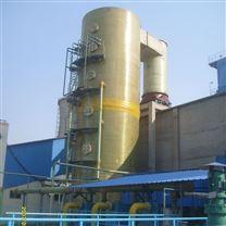 耐酸碱锅炉烟气脱硫塔