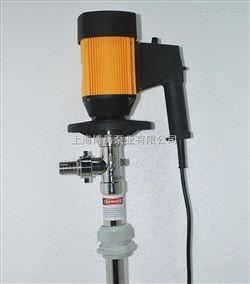 SB-9高粘度电动插桶泵
