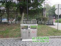 深圳不锈钢垃圾桶