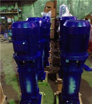 立式不锈钢多级管道泵