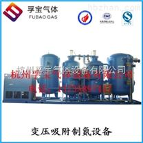 铝锭生产线专用制氮机薄膜生产专用氮气设备
