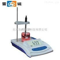 上海雷磁 PHS-3G實驗室精密pH計酸度計攪拌