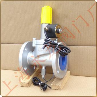 上海燃气专用切断阀厂家图片