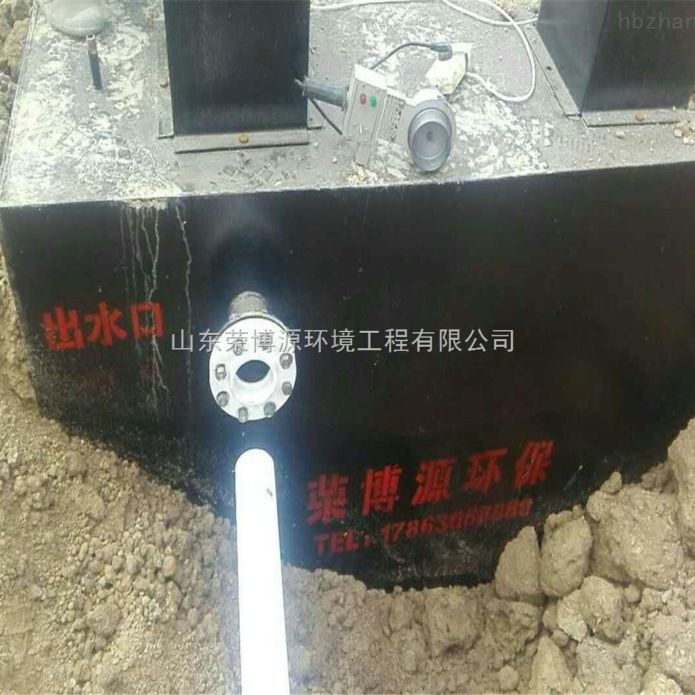 农村生活污水处理设备厂家定制促销
