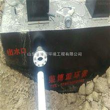 RBA农村生活污水处理设备厂家定制促销