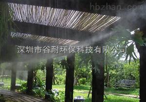 宁海降温景区降温人造雾设备