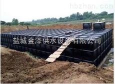 什么是地埋式增压给水设备箱泵一体化?
