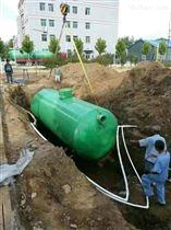 南昌市地埋式一体化污水处理设备排放标准